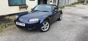 2007 Mazda mx-5 2.0 option pack **superb history**