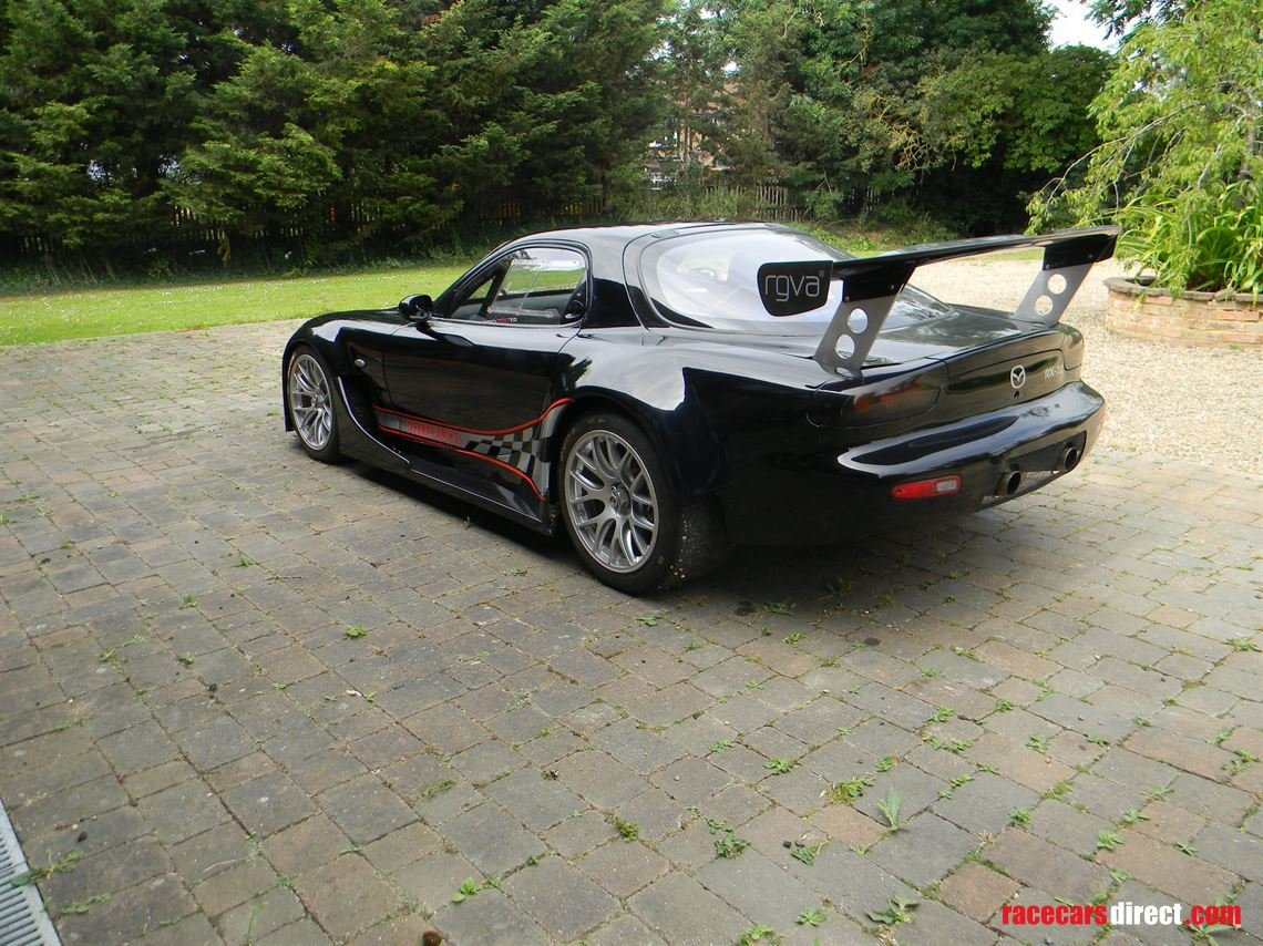 1992 Mazda RX7 (fd) race car with Chevy LS7 and Quaife For Sale (picture 4 of 5)