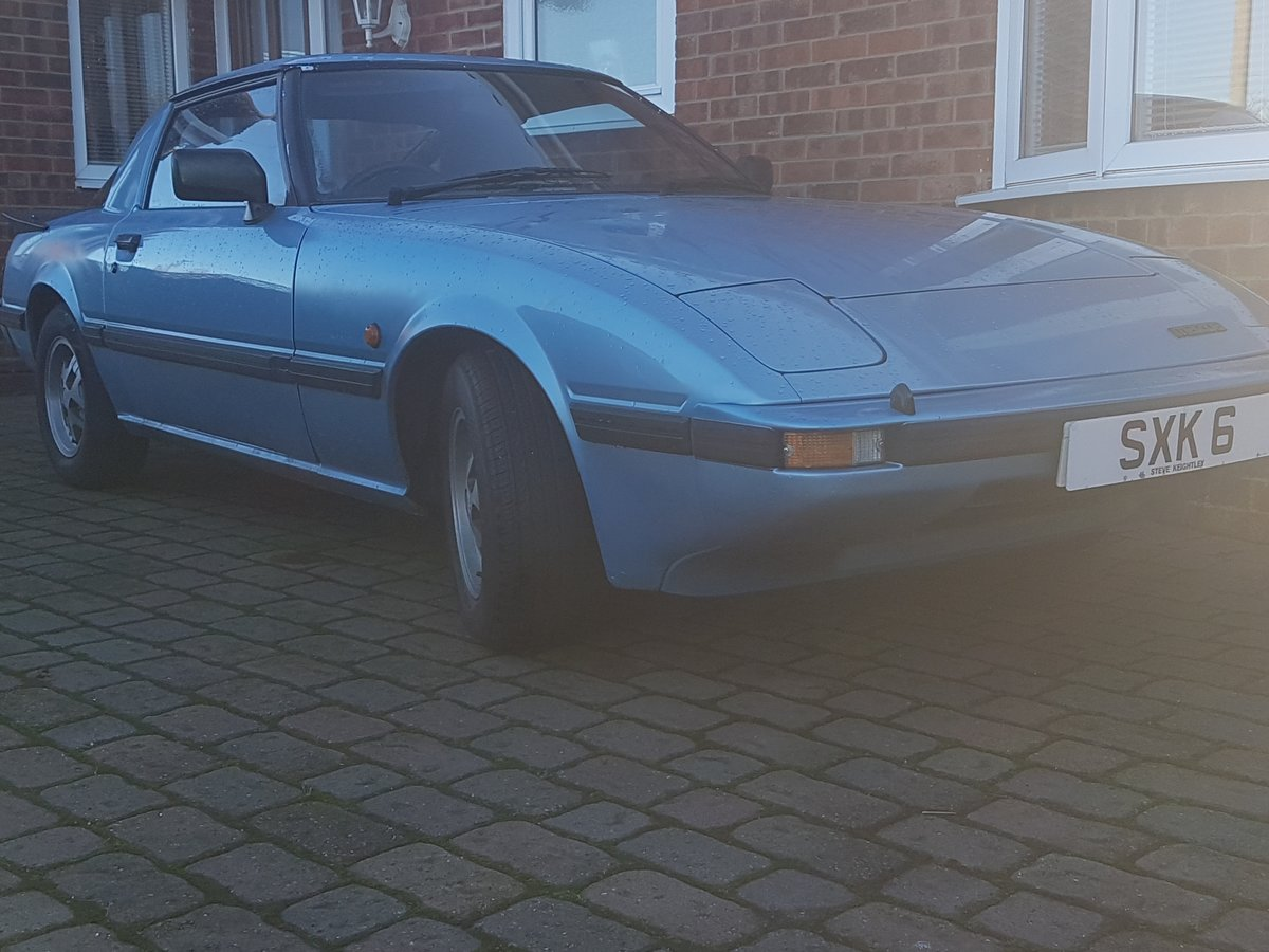 1983 Mazda RX7 For Sale (picture 6 of 6)