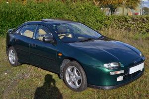 1998 MAZDA 323 V6 ZXi SE For Sale