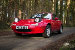 1991 MK1 Mazda MX5 with only 45K Miles For Sale
