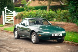 1997 MX-5, only 20,000 miles Famous Author owned UK  For Sale