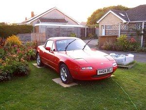 1991 Mazda MX 5 Mk1 Eunos