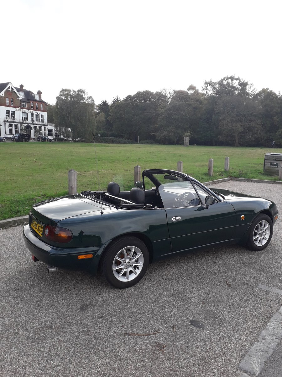 1995 Mazda MX5 MK1 - Full Service History !!23 STAMPS!! For Sale (picture 3 of 6)