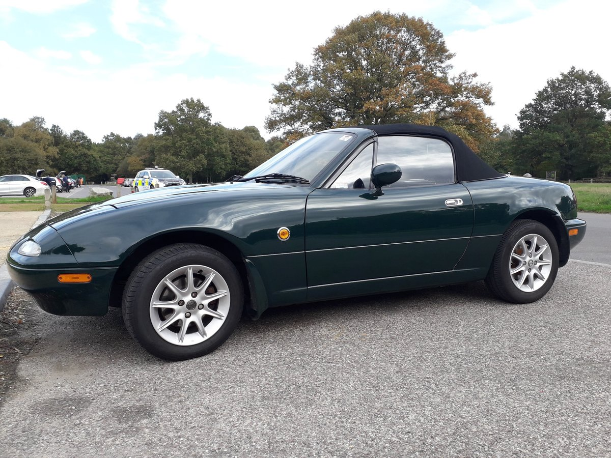 1995 Mazda MX5 MK1 - Full Service History !!23 STAMPS!! SOLD (picture 6 of 6)