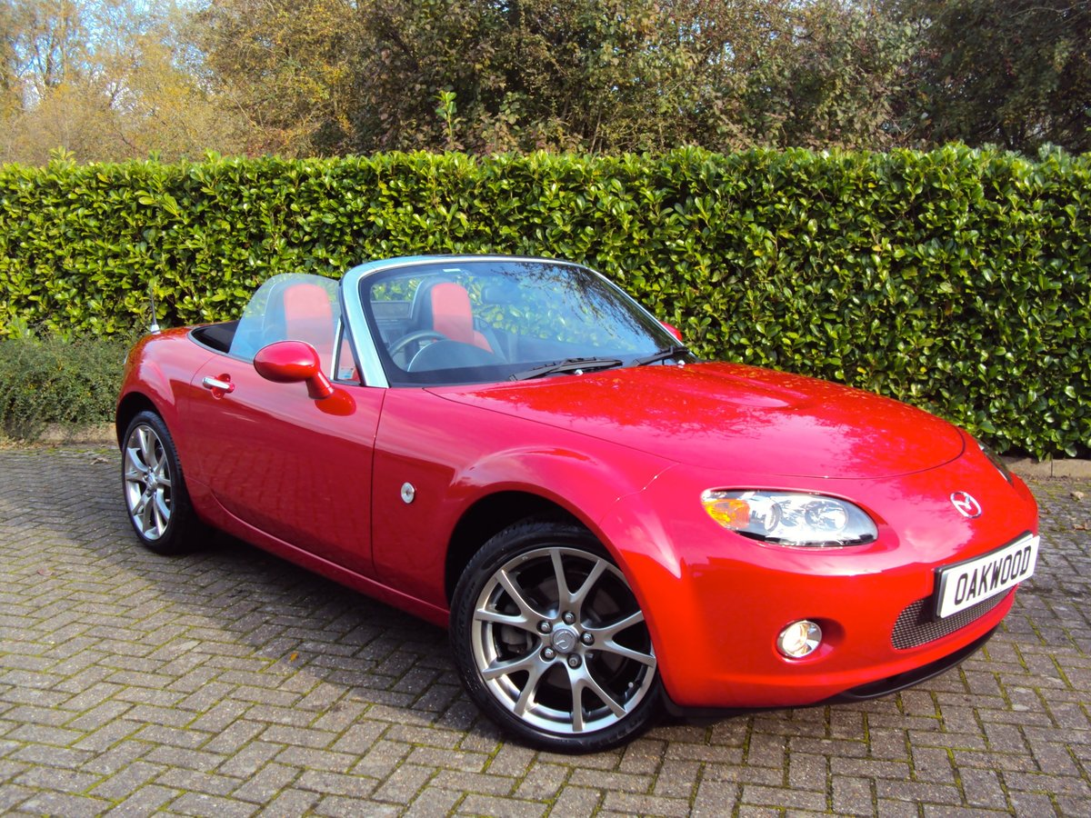 2005 An EXCEPTIONAL MX-5 LAUNCH EDITION **NOW SOLD** For Sale (picture 1 of 6)