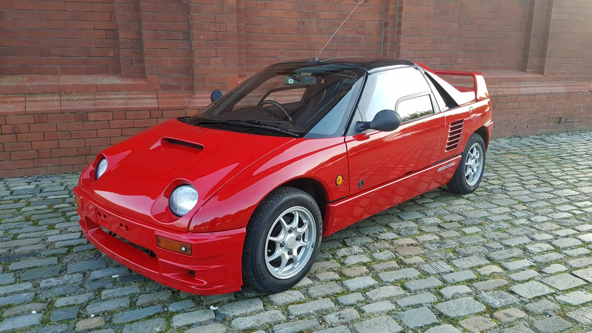1994 MAZDA AZ1 MAZDASPEED VERSION  AUTOZAM AZ1 JDM For Sale (picture 1 of 6)