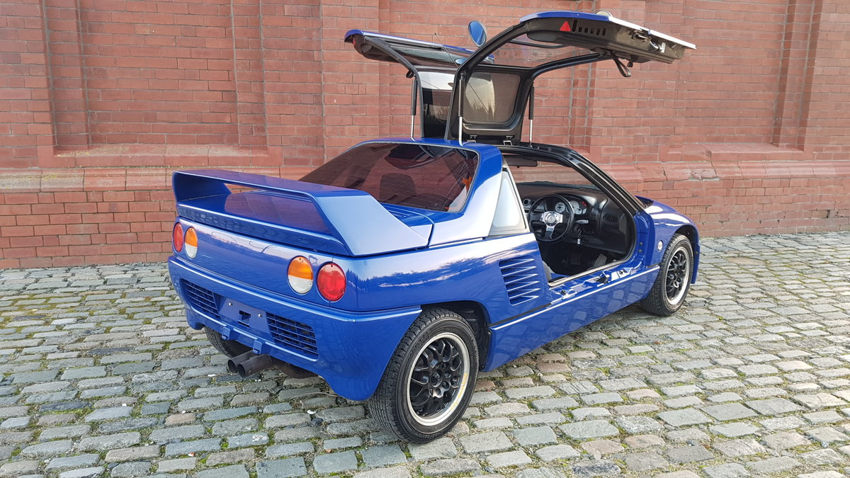 1993 MAZDA AZ1 RARE INVESTABLE MODERN CLASSIC AUTOZAM AZ1 JDM  For Sale (picture 2 of 6)