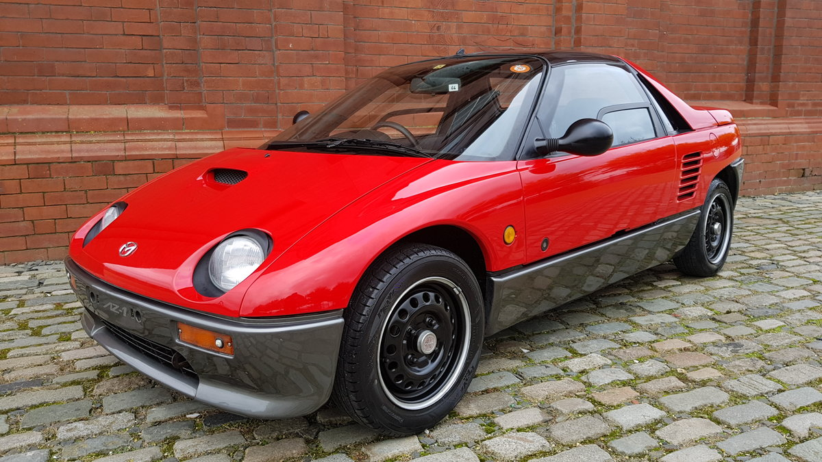 1992 MAZDA AZ1 RARE INVESTABLE MODERN CLASSIC AUTOZAM AZ1 JDM For Sale (picture 1 of 6)