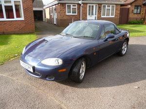 2003 Mazda MX5    only 25050 miles