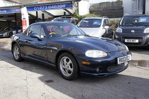 RARE 1998 Mazda MX5 Eunos 1.6 Automatic. For Sale
