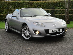 2010 Exceptional 1 owner MX5 2.0 Sport Tech. MX5 SPECIALISTS For Sale