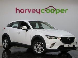 Mazda CX-3 2.0 SE Nav 5dr 2015(65) SOLD