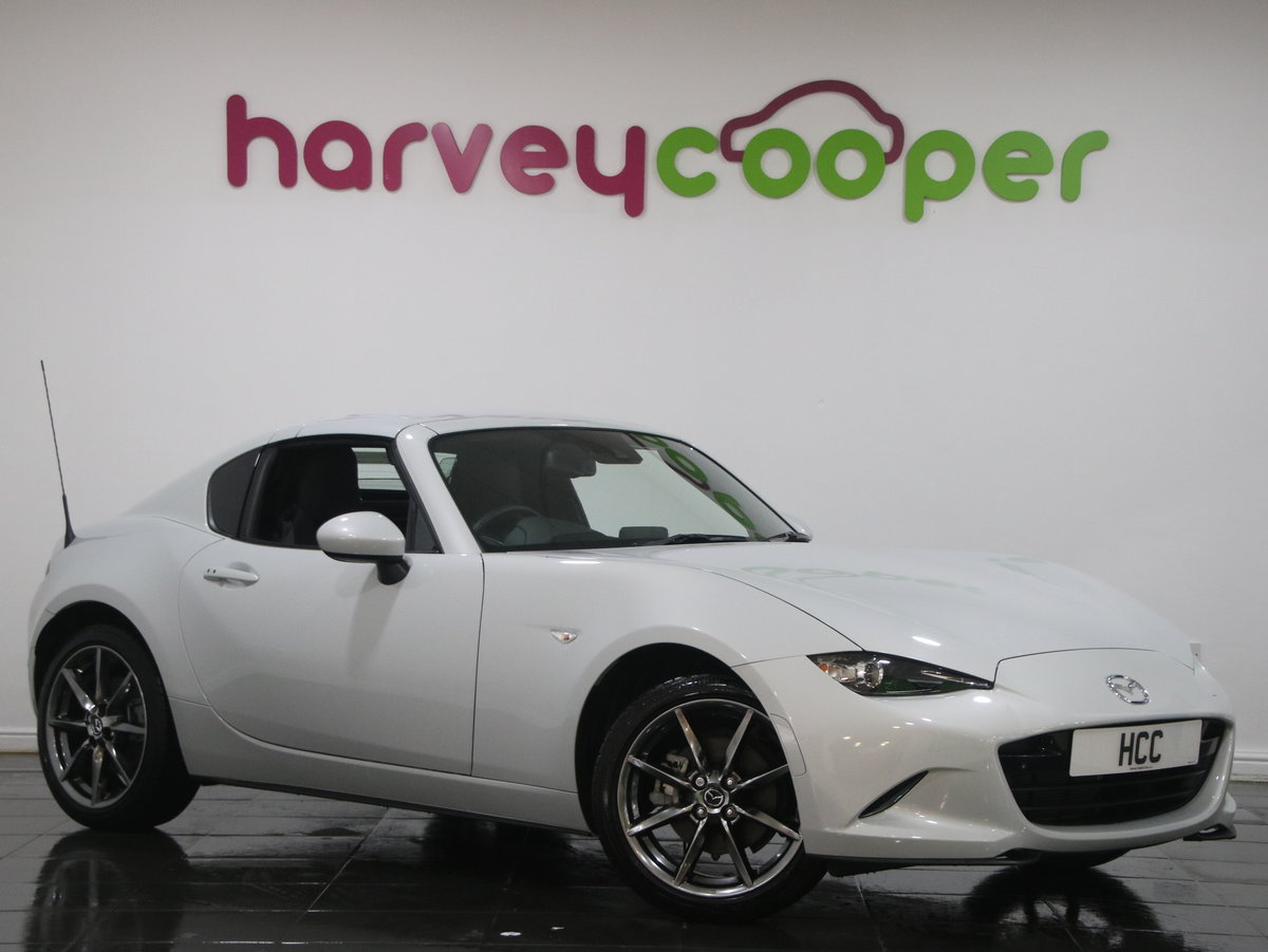 Mazda MX-5 2.0 Sport Nav 2dr 2018(18) For Sale (picture 1 of 6)