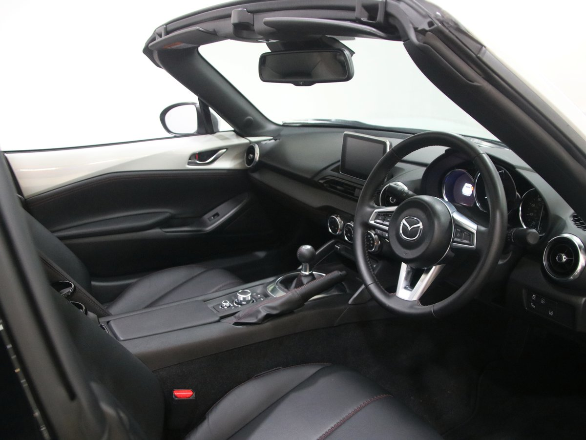 Mazda MX-5 2.0 Sport Nav 2dr 2018(18) For Sale (picture 4 of 6)