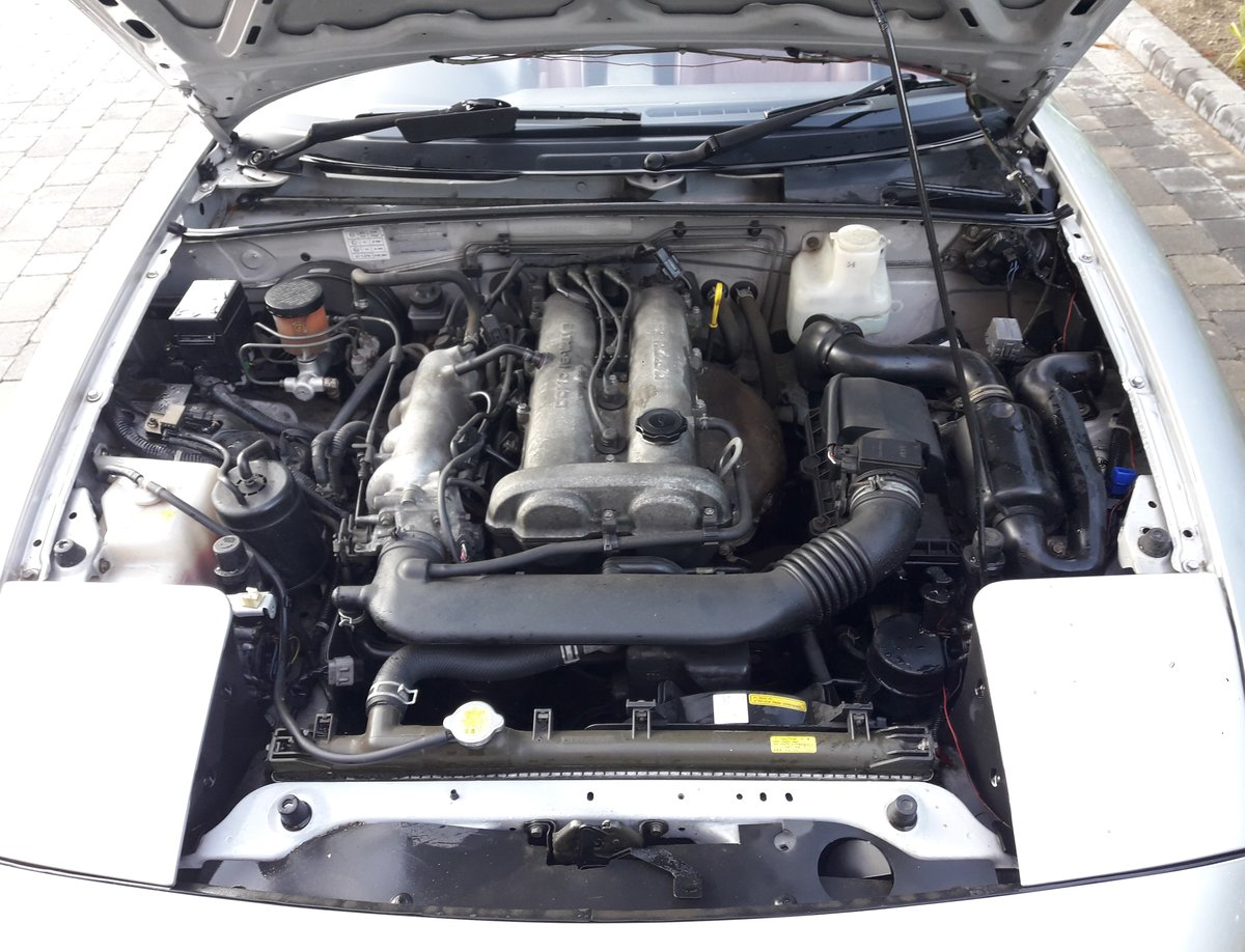 1997 Very low mileage Mazda MX5 Harvard Limited Edition For Sale (picture 5 of 6)