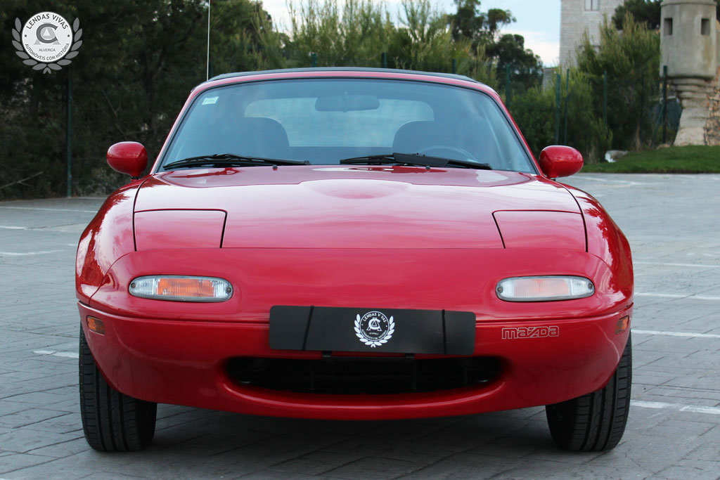 MAZDA MX-5 1991 For Sale (picture 1 of 6)