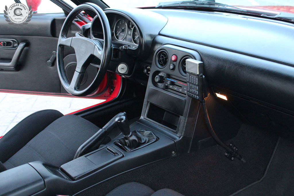 MAZDA MX-5 1991 SOLD (picture 4 of 6)