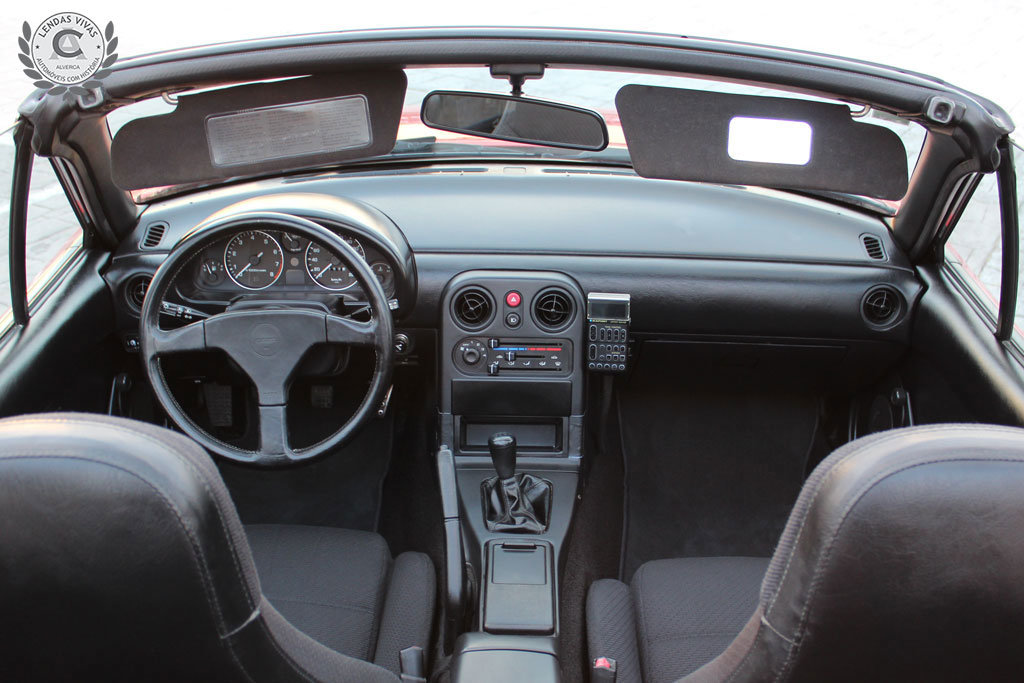 MAZDA MX-5 1991 SOLD (picture 5 of 6)