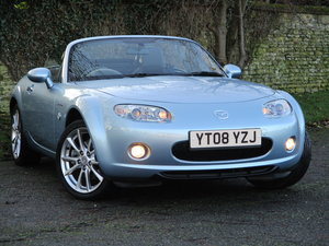 2008 Exceptional low mileage MX5 2.0 Niseko. MX5 SPECIALISTS For Sale