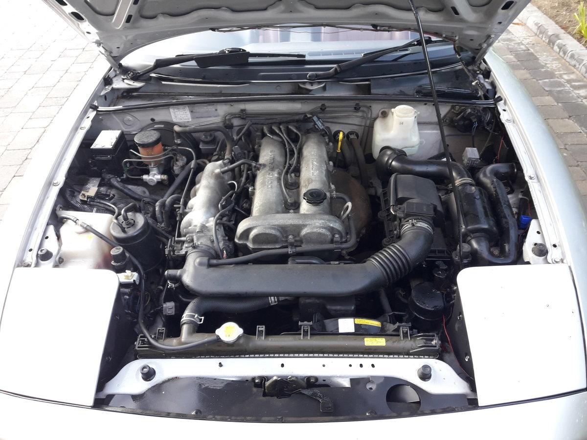 1997 Low mileage Mazda MX5 Mk1 1.8i Harvard For Sale (picture 6 of 6)