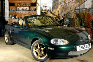 1998 Superb MX5 1.8i VS Roadster Auto Leather/Wood
