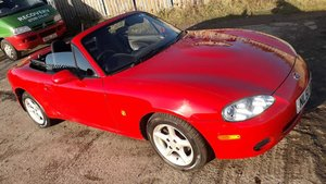 2001 MAZDA MX5 CHEAP SPORTS CAR GRAB A BARGAIN