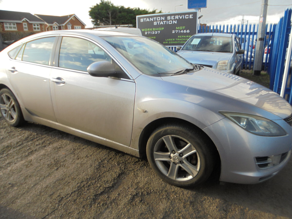2009 CHEAP MAZDA 2.2cc DIESEL 6 SPEED HACH MOT FEB GOS GREAT 163K For Sale (picture 2 of 5)