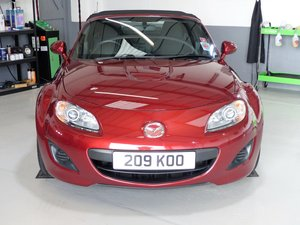 2010 Mazda MX-5 Convertible-2 Litre-Low Mileage