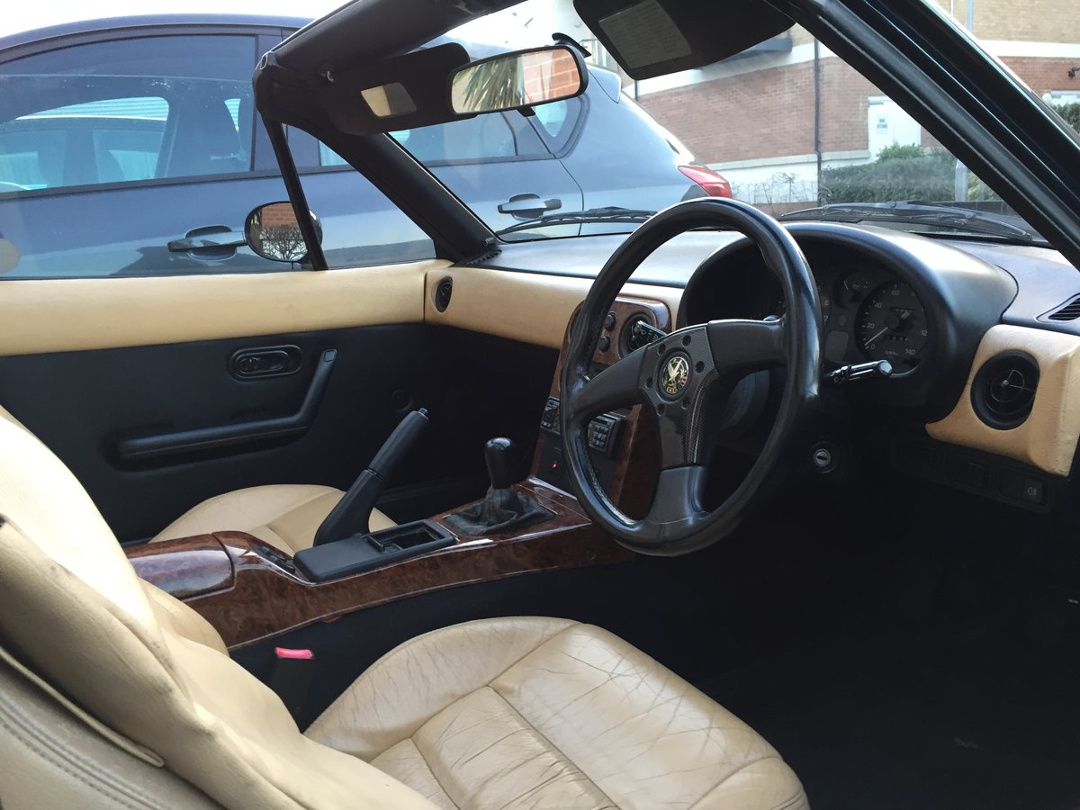 1996 MX5 Gleneagles 1.8 Beautiful car with full MOT For Sale (picture 3 of 6)
