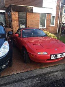 1996 Mazda MX-5 UK 1.6i Many New Parts -Service History