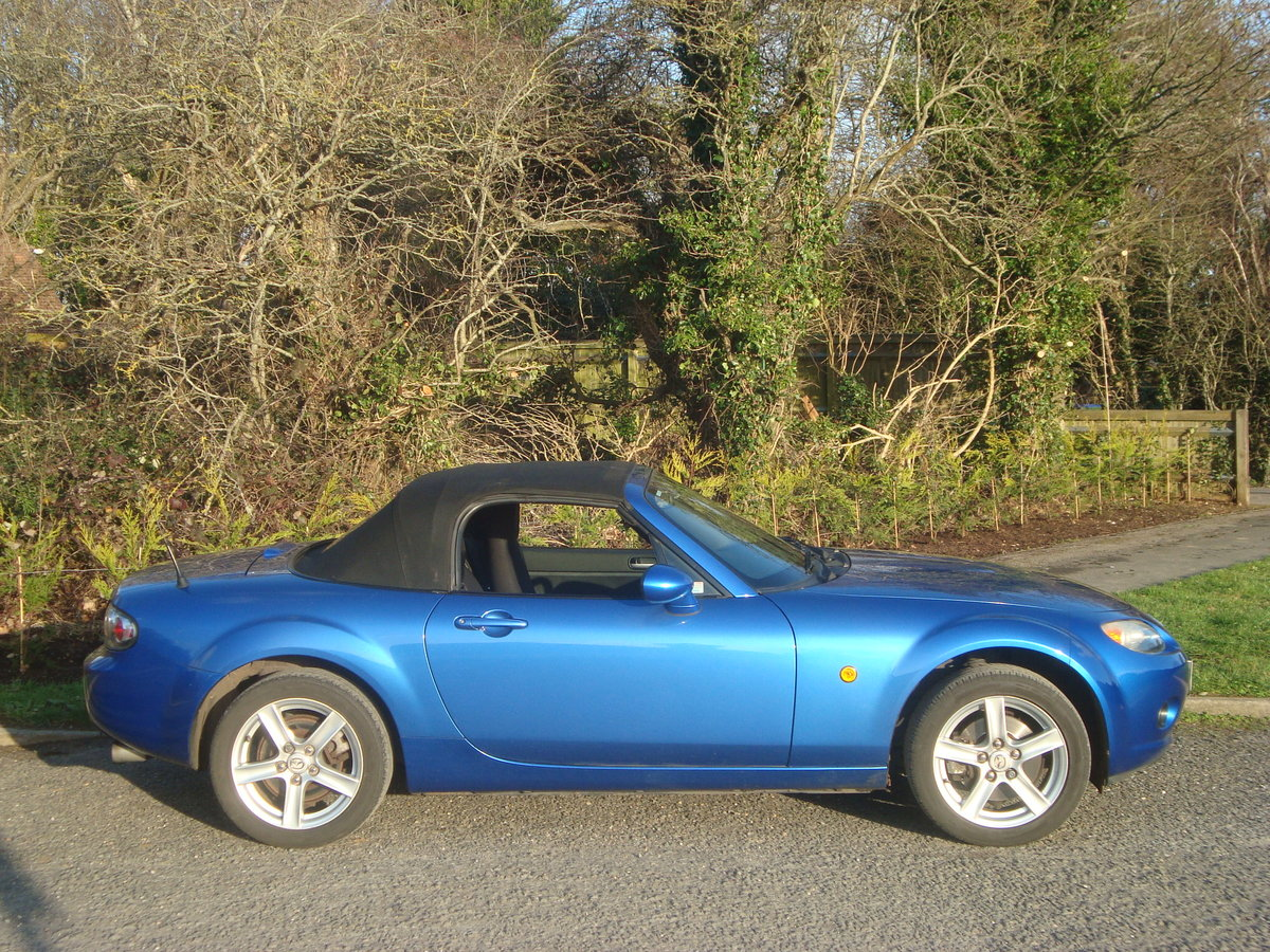 2006 Mazda MX5 2.0 Option Pack For Sale (picture 2 of 6)