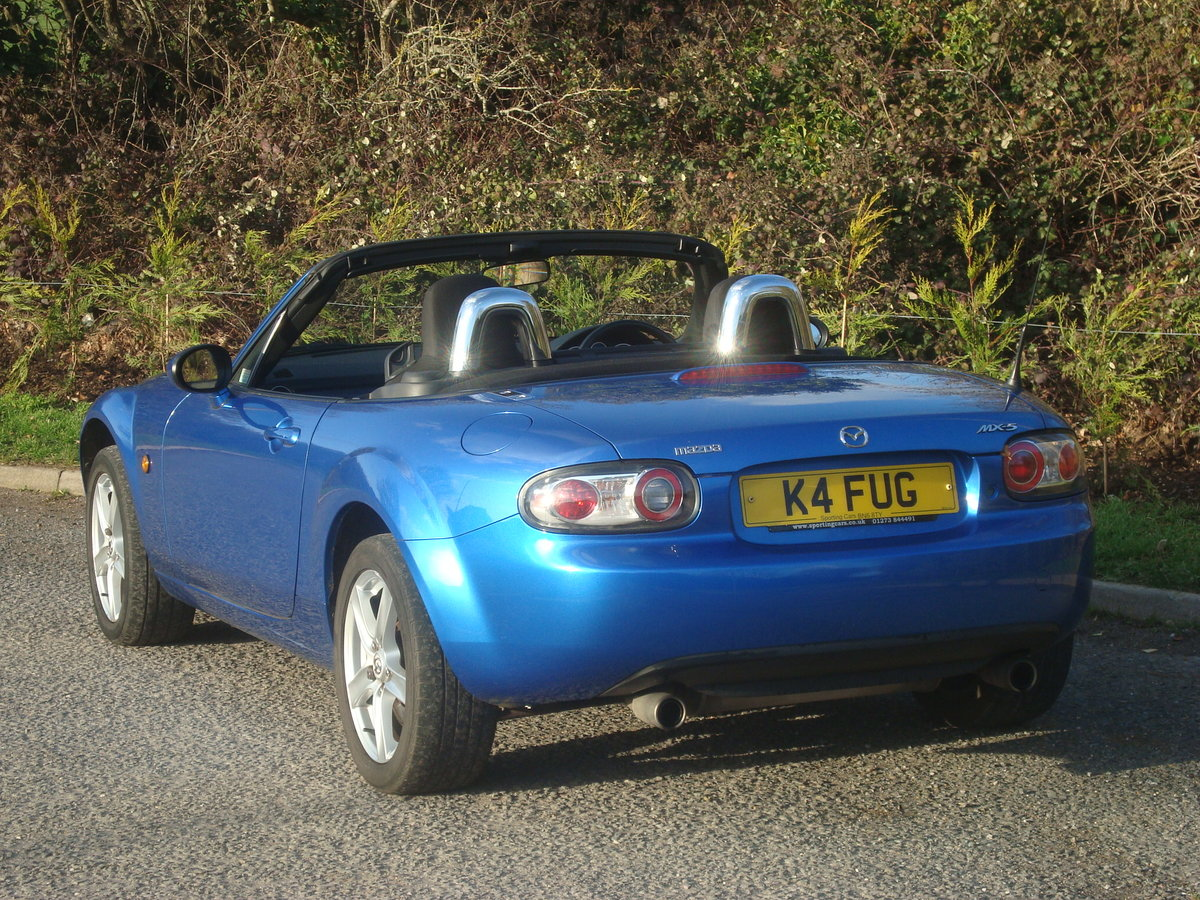 2006 Mazda MX5 2.0 Option Pack For Sale (picture 3 of 6)