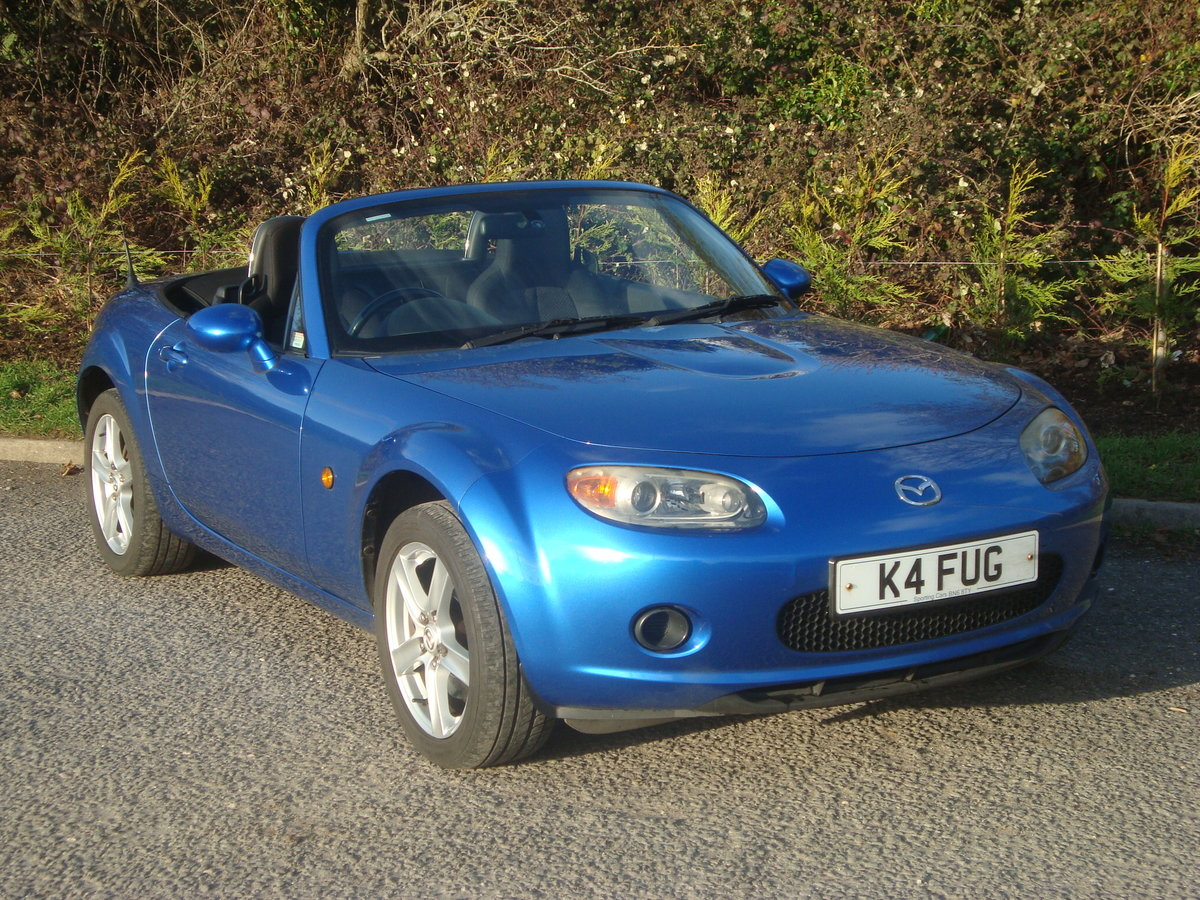 2006 Mazda MX5 2.0 Option Pack For Sale (picture 4 of 6)