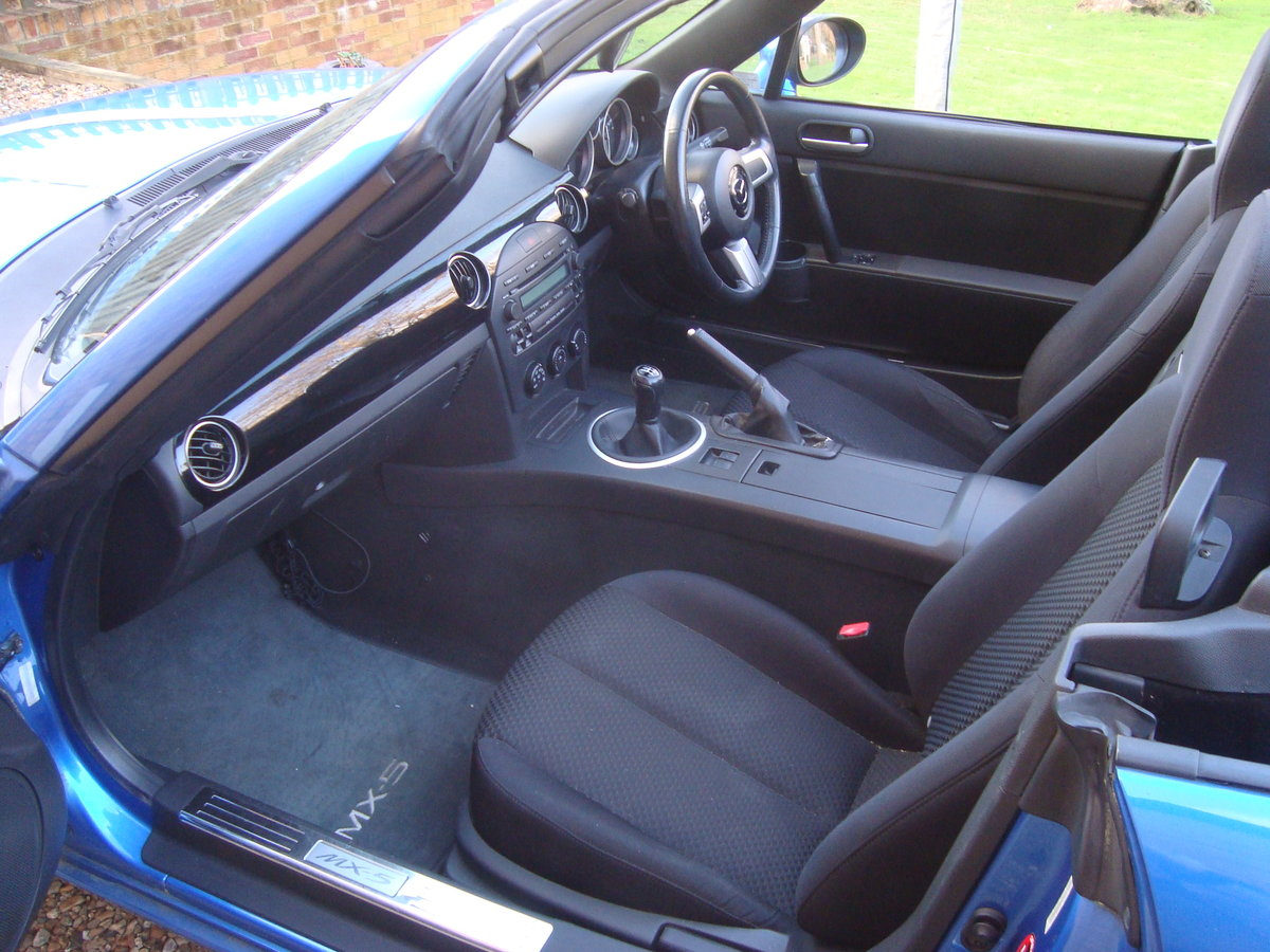 2006 Mazda MX5 2.0 Option Pack For Sale (picture 6 of 6)