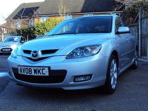 2008 Mazda 3 SPORT– 1.6 Petrol -5 Door– Nice Spec -  With History SOLD