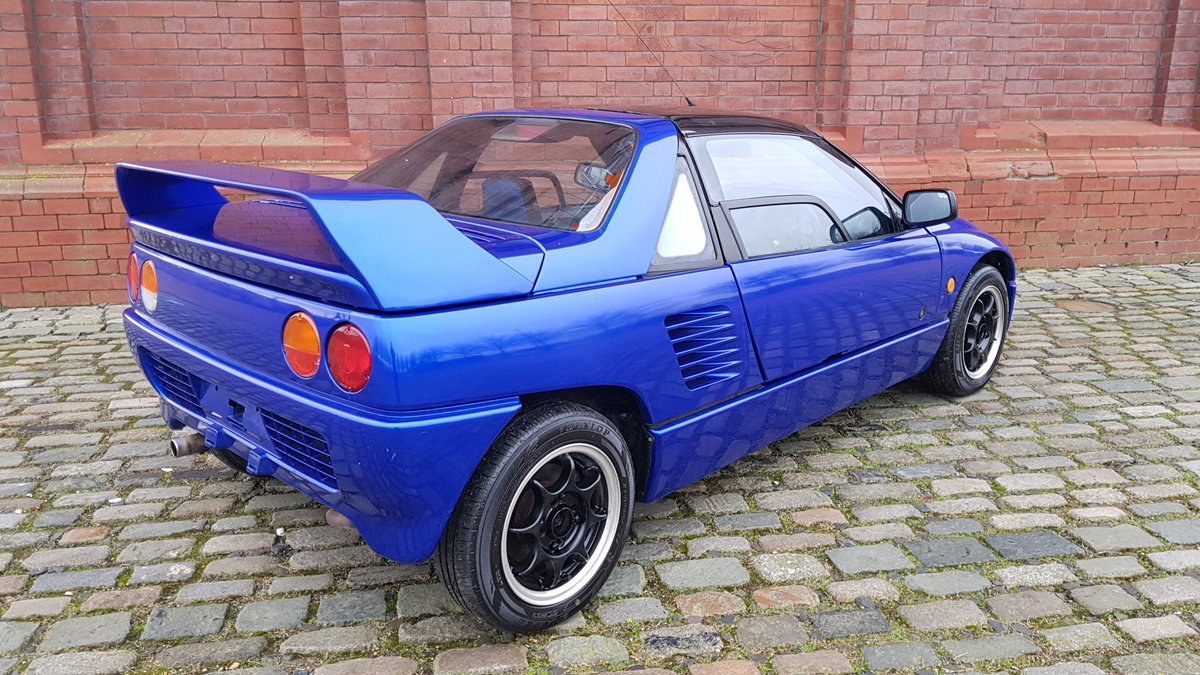 1992 MAZDA AZ1 RARE INVESTABLE MODERN CLASSIC AUTOZAM AZ1 JDM For Sale (picture 2 of 6)