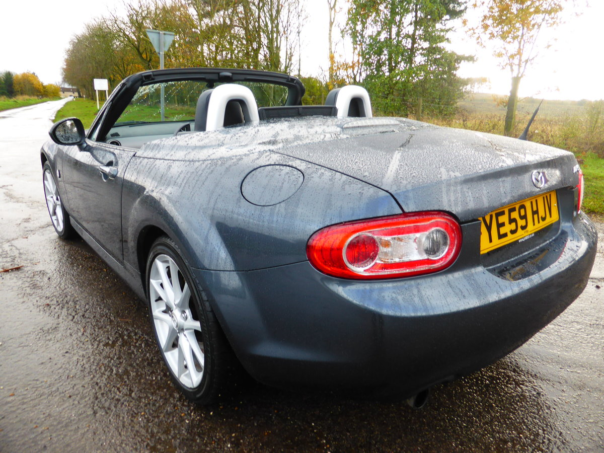 2009 MAZDA MX5 SPT TECH FSH For Sale (picture 2 of 6)