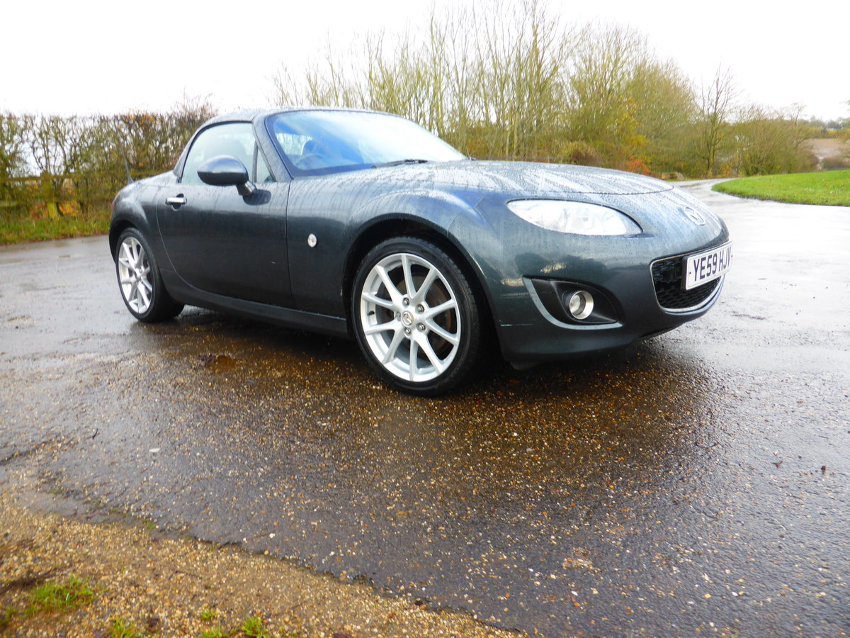 2009 MAZDA MX5 SPT TECH FSH For Sale (picture 3 of 6)