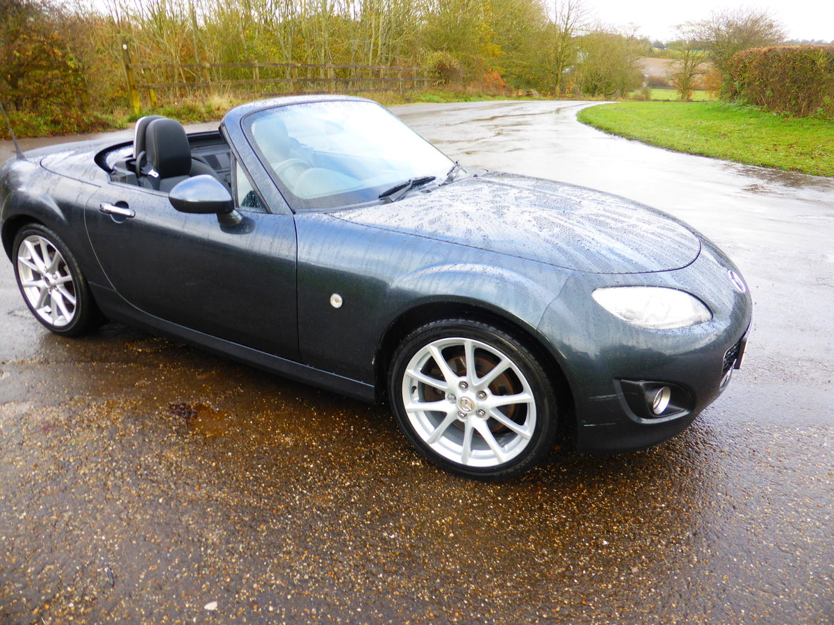 2009 MAZDA MX5 SPT TECH FSH For Sale (picture 6 of 6)