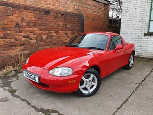 A great example of a 1.6 Mazda MX-5