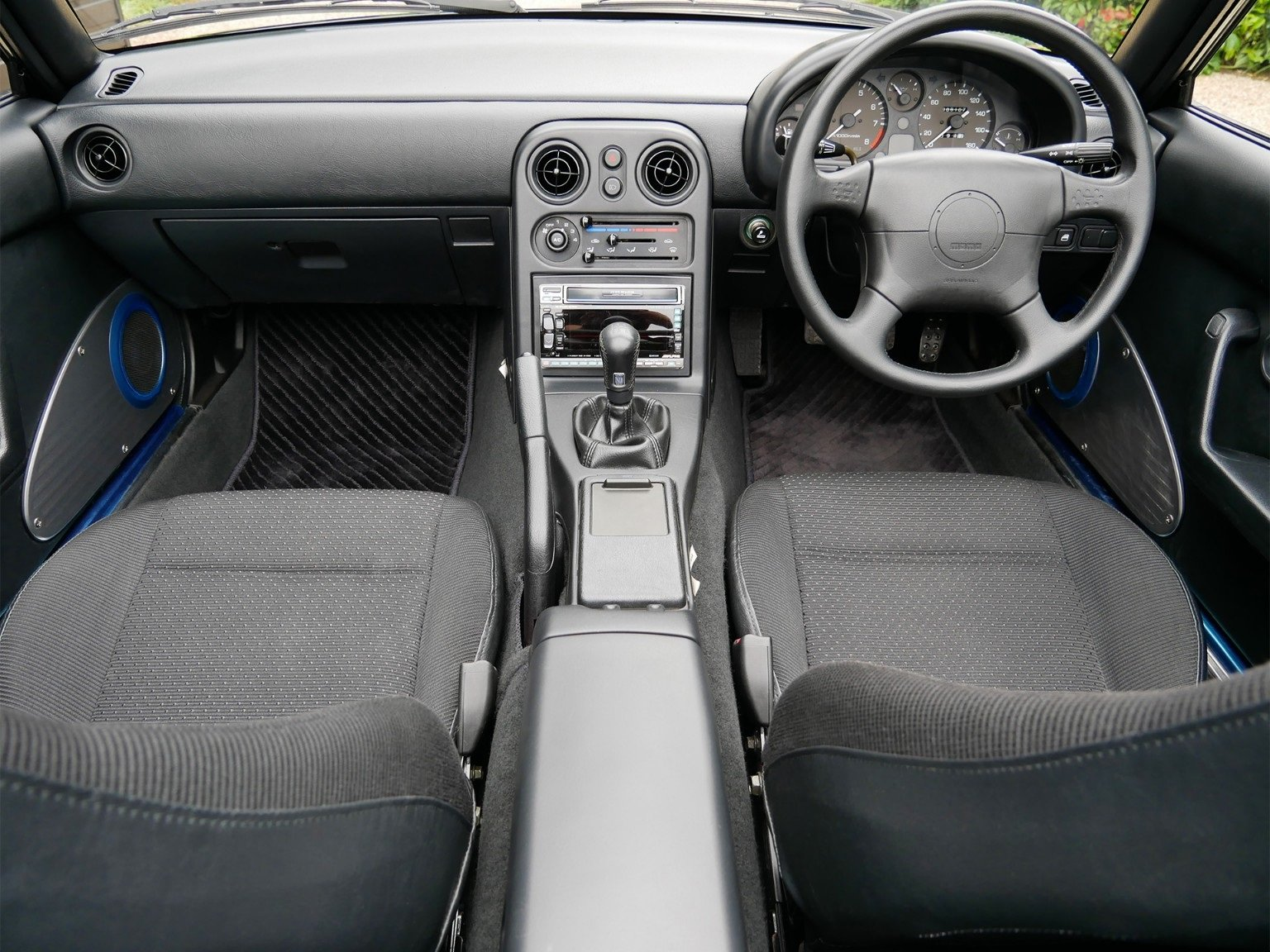 1997 Mazda MX-5 S-Special 1, 1.8 - Eunos Roadster - 3,000 MILES For Sale (picture 4 of 6)