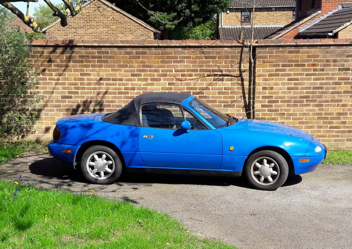 1991 Mk1 MX5 1.6 (early) Project SOLD (picture 1 of 6)