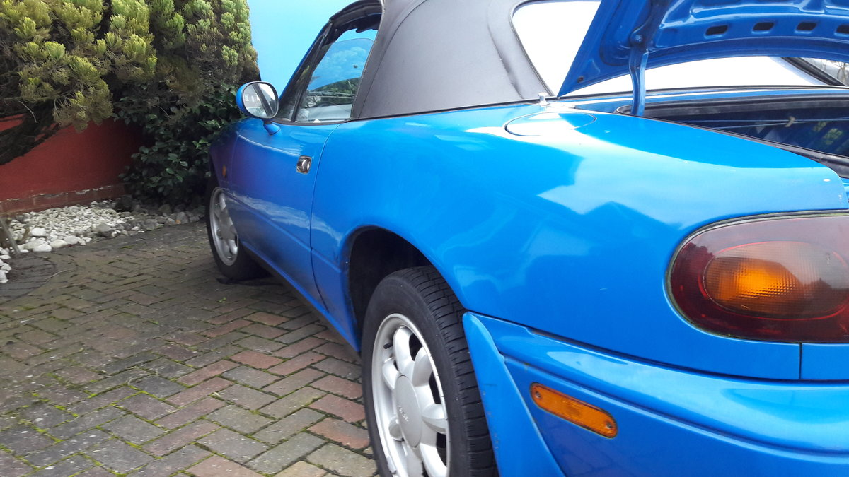 1991 Mk1 MX5 1.6 (early) Project SOLD (picture 3 of 6)