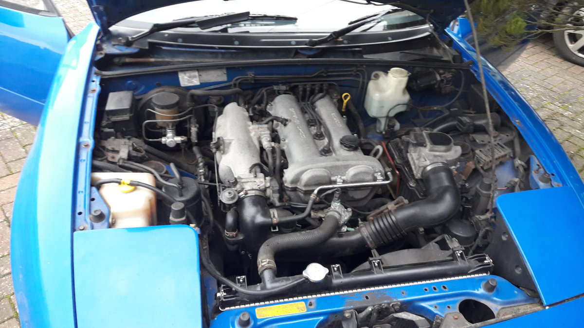 1991 Mk1 MX5 1.6 (early) Project SOLD (picture 5 of 6)