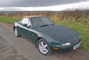 1991 Eunos MX5 1.6 V-Special - last owner 8 years