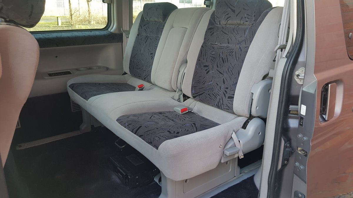 2004 MAZDA BONGO FRIENDEE 2.0 AUTOMATIC CAMPER VAN * 8 SEATER For Sale (picture 4 of 6)