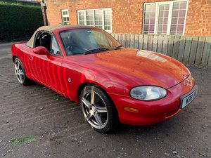 2000 Mazda MX 5 For Sale by Auction