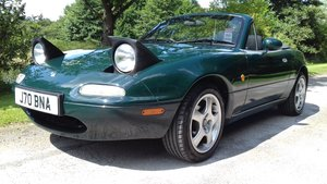 1997 MAZDA MX-5 MK1 ~ 'Limited Edition' MONZA ~ SUPERB !!!