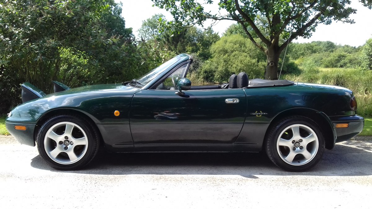 1997 MAZDA MX-5 MK1 ~ 'Limited Edition' MONZA ~ SUPERB !!!   SOLD (picture 2 of 6)